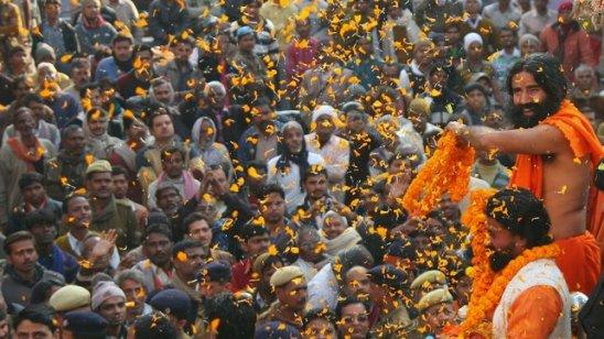 Kumbh Mela - non fatevi trovare impreparati e soprattutto non fatevi trovare preda della folla