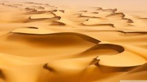 La luce nel deserto
