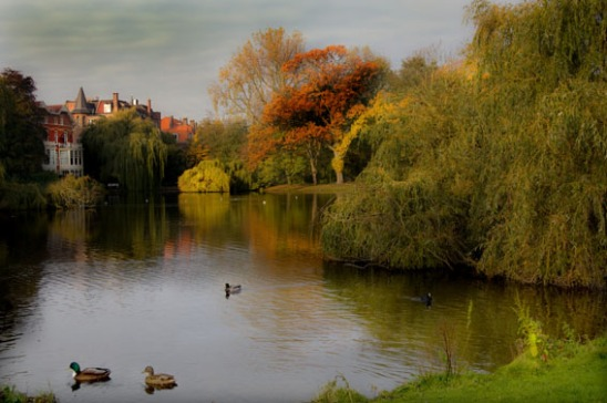 Amsterdam in autunno